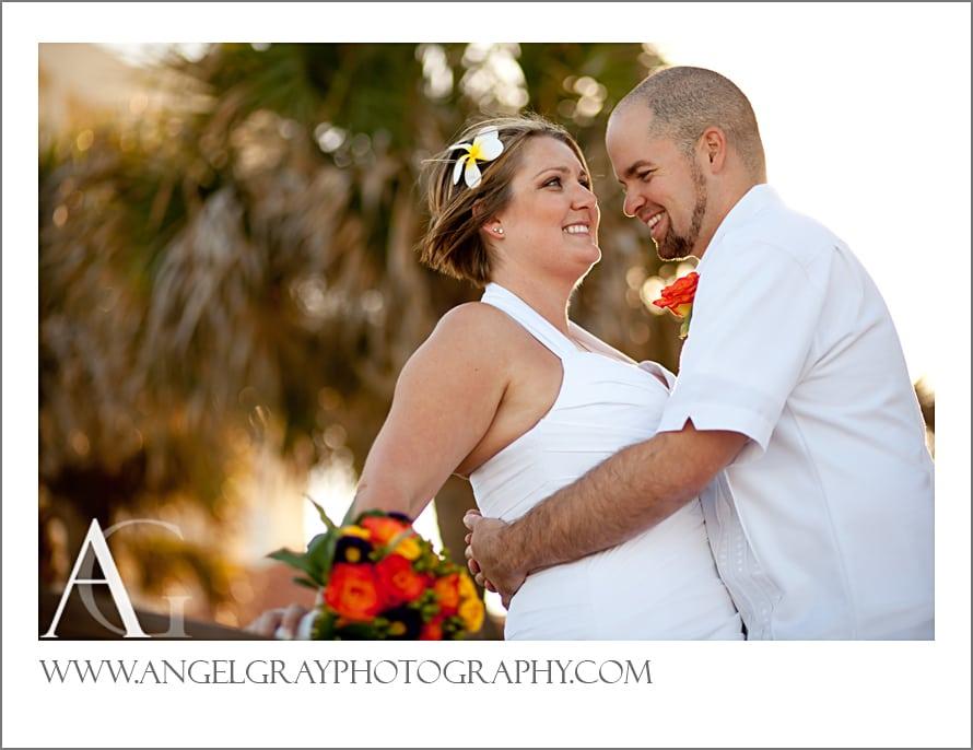 Wedding Hilton Oceanfront Photographer
