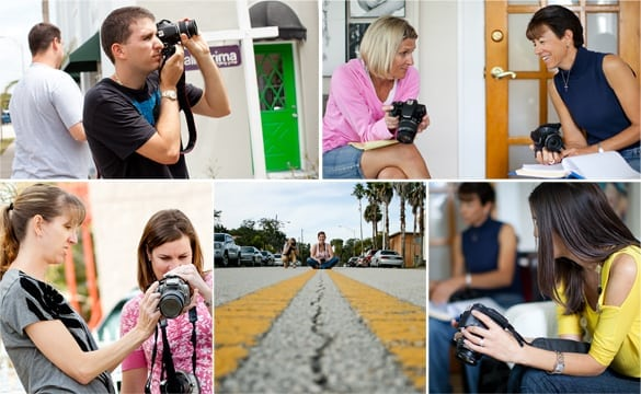 camera class St. Augustine