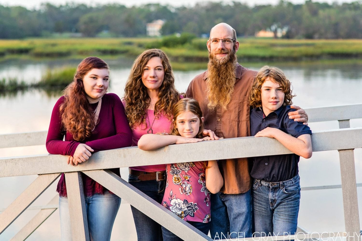 family st. augustine river