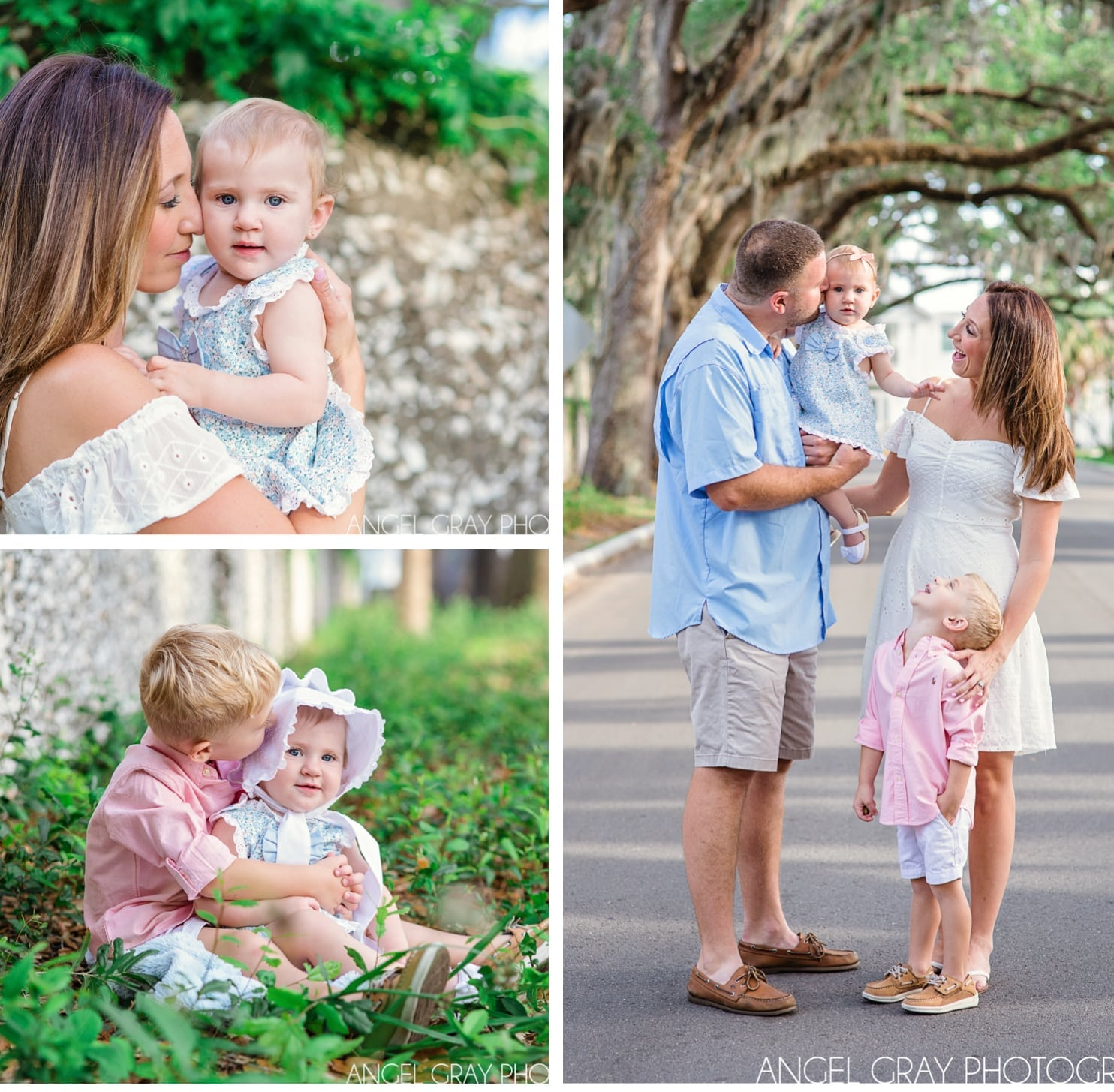 St. Augustine family photography