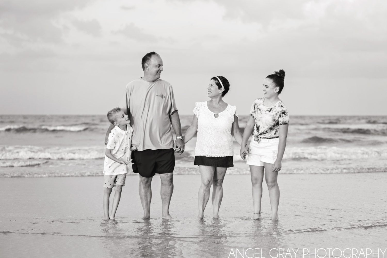 vacation family photography